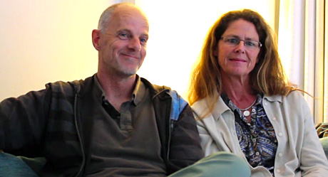 The church planting couple image